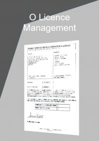 Operator Licence Management