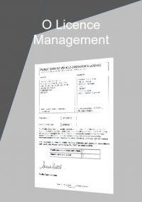 O Licence Management