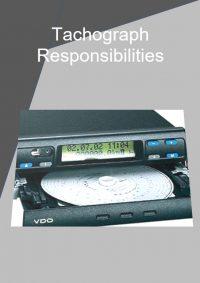 Tachograph Responsibilities