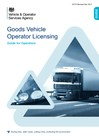 DVSA Goods Vehicle Operator Licensing