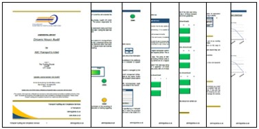 Compliance Audit Report Drivers Hours
